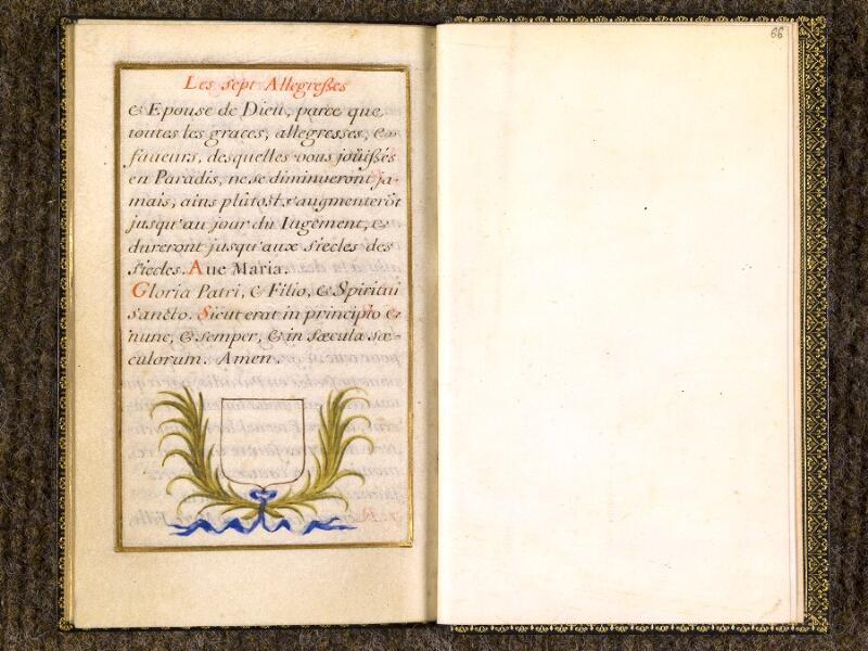 CHANTILLY, Bibliothèque du château, 0109 (1368), f. 065v - 066