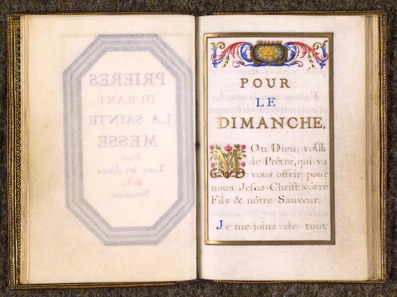 CHANTILLY, Bibliothèque du château, 0110 (1393), p. 000H - 001