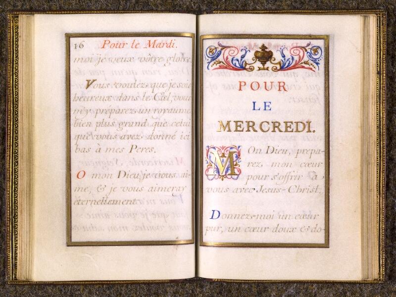 CHANTILLY, Bibliothèque du château, 0110 (1393), p. 016 - 017