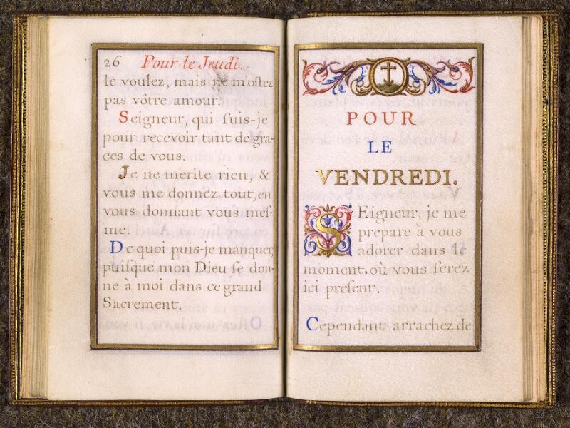 CHANTILLY, Bibliothèque du château, 0110 (1393), p. 026 - 027