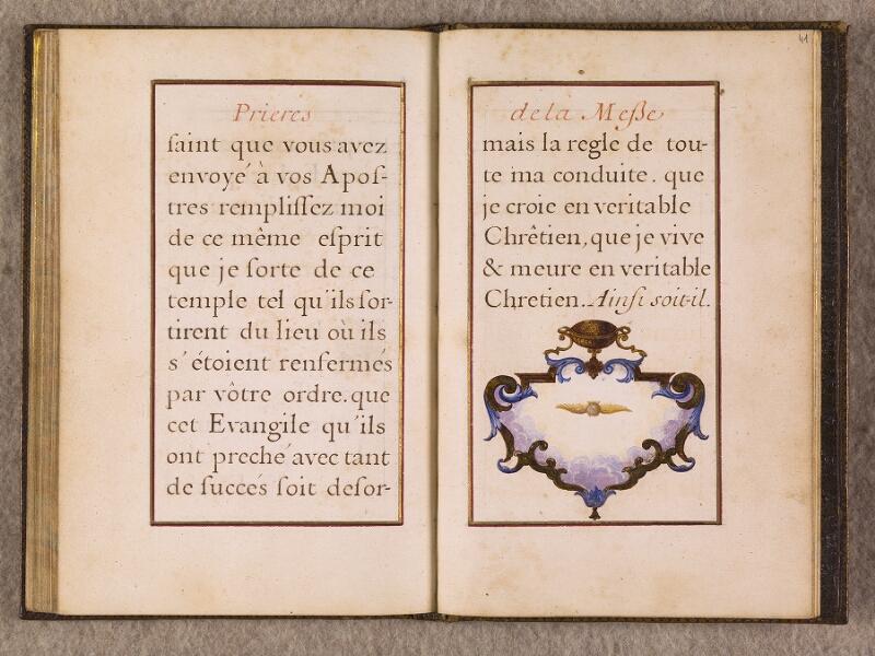 CHANTILLY, Bibliothèque du château, 0111 (1395), f. 040v - 041