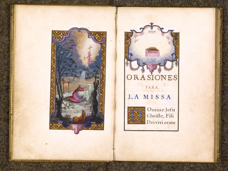 CHANTILLY, Bibliothèque du château, 0112 (0070), f. 002v - 003