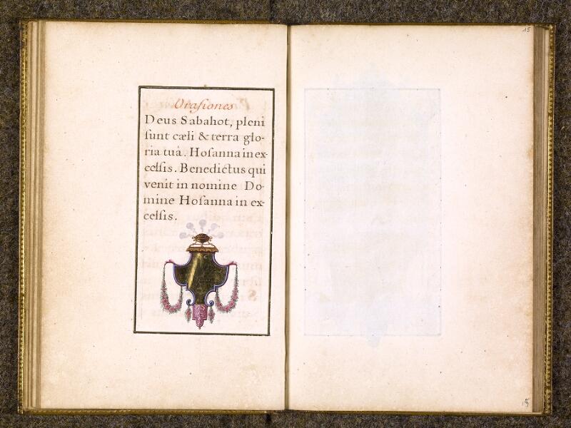 CHANTILLY, Bibliothèque du château, 0112 (0070), f. 014v - 015