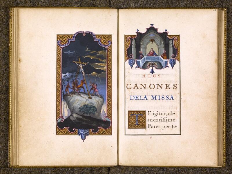 CHANTILLY, Bibliothèque du château, 0112 (0070), f. 015v - 016