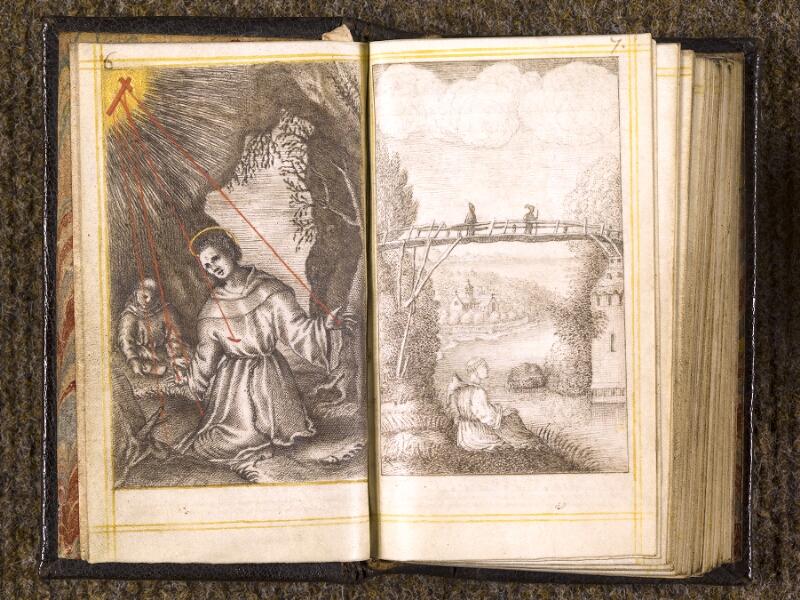 CHANTILLY, Bibliothèque du château, 0113 (1439), p. 006 - 007