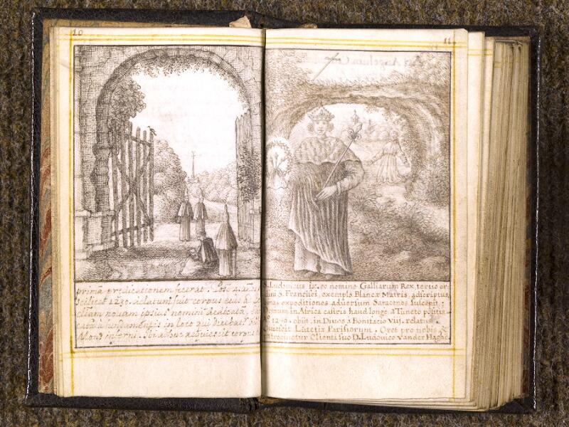 CHANTILLY, Bibliothèque du château, 0113 (1439), p. 010 - 011