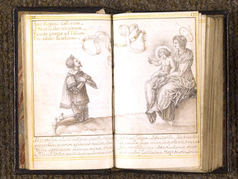 CHANTILLY, Bibliothèque du château, 0113 (1439), p. 016 - 017