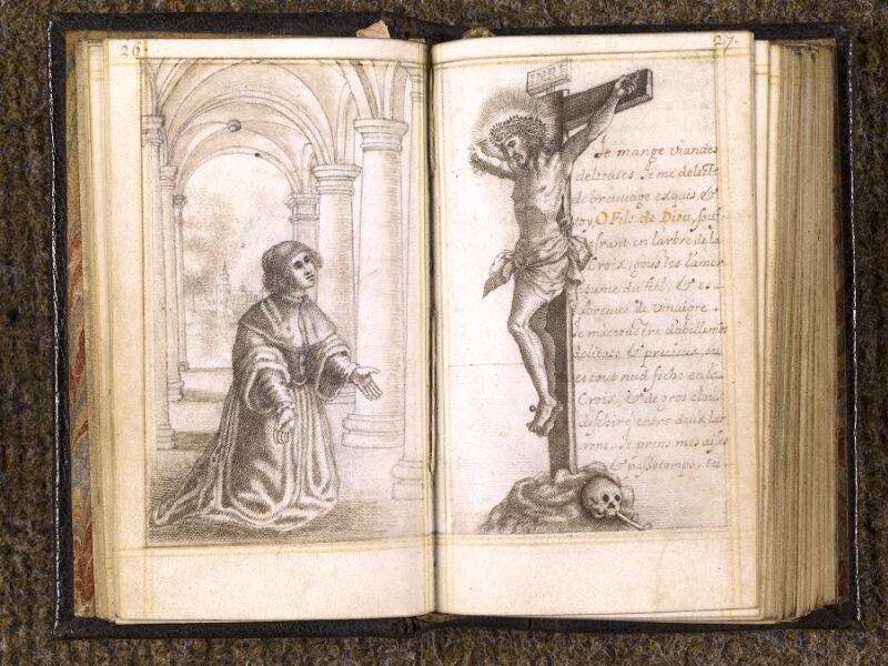 CHANTILLY, Bibliothèque du château, 0113 (1439), p. 026 - 027
