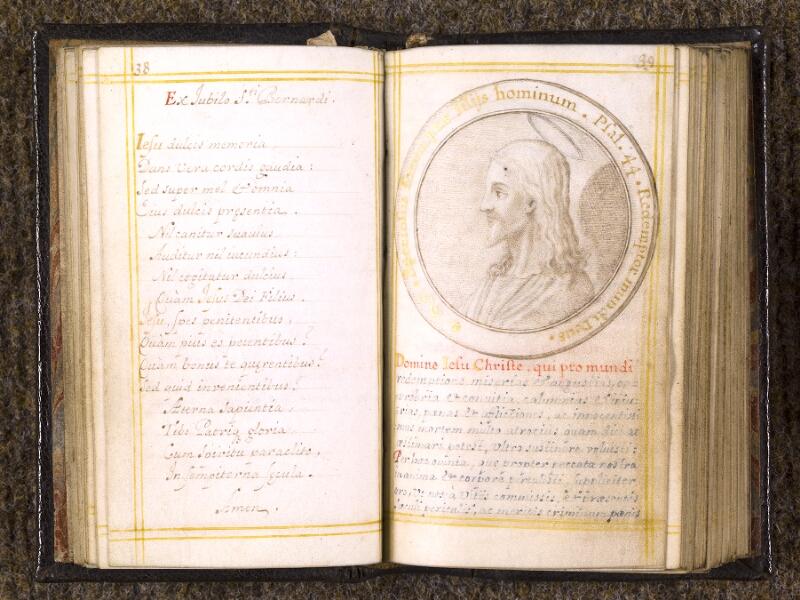 CHANTILLY, Bibliothèque du château, 0113 (1439), p. 038 - 039