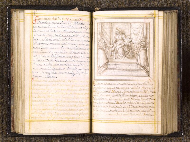 CHANTILLY, Bibliothèque du château, 0113 (1439), p. 048 - 049