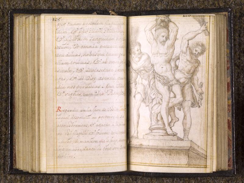 CHANTILLY, Bibliothèque du château, 0113 (1439), p. 125 bis - 126