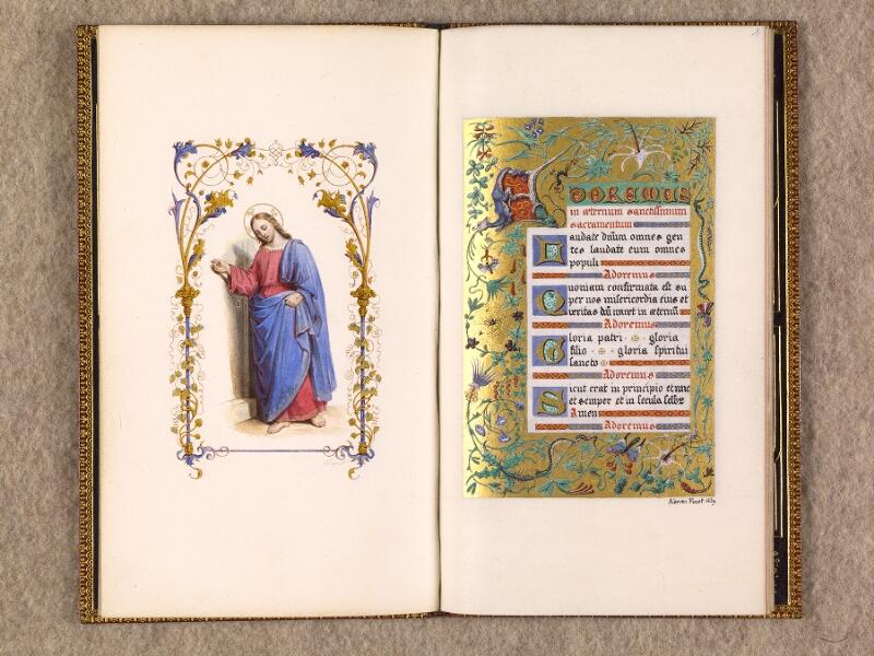 CHANTILLY, Bibliothèque du château, 0116 (1396), f. 000Bv - 001