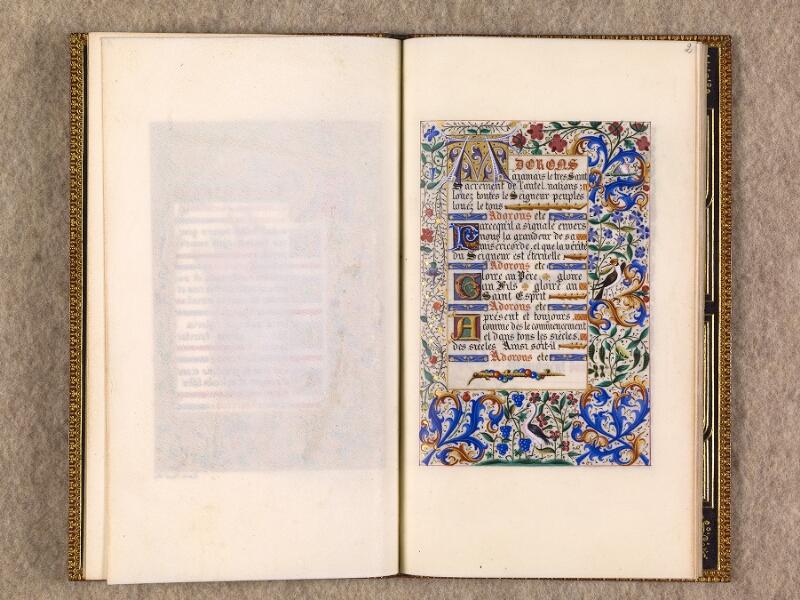 CHANTILLY, Bibliothèque du château, 0116 (1396), f. 001v - 002