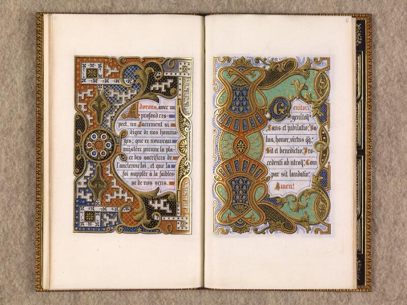 CHANTILLY, Bibliothèque du château, 0116 (1396), f. 005v - 006