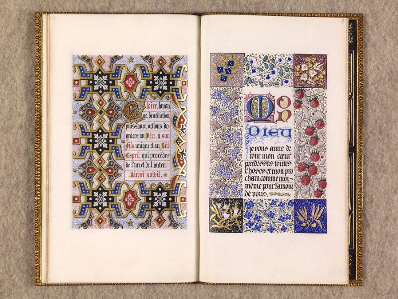 CHANTILLY, Bibliothèque du château, 0116 (1396), f. 006v - 007