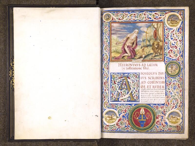 CHANTILLY, Bibliothèque du château, 0118 (1328), f. 000Av - 001