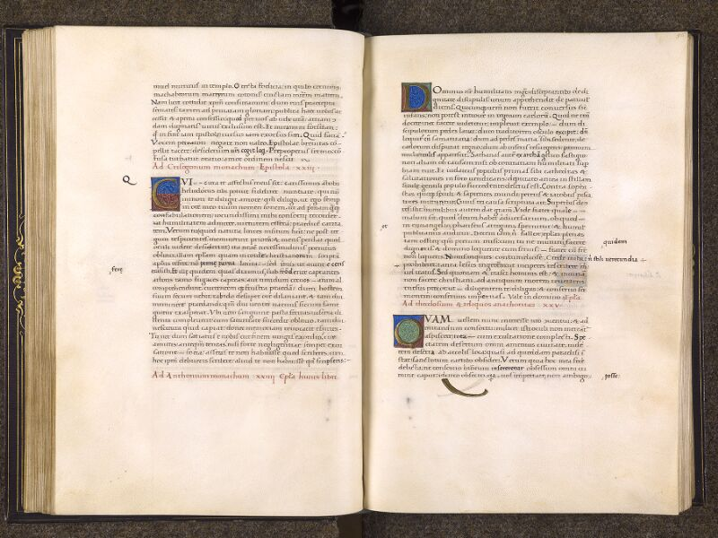 CHANTILLY, Bibliothèque du château, 0118 (1328), f. 085v - 086