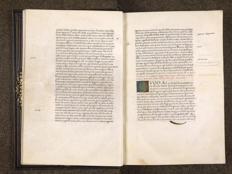 CHANTILLY, Bibliothèque du château, 0119 (1329), f. 009v - 010