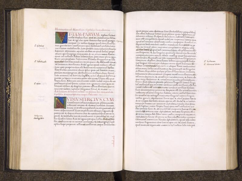 CHANTILLY, Bibliothèque du château, 0119 (1329), f. 110v - 111