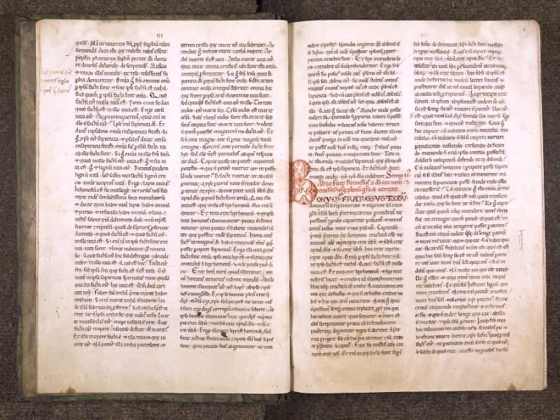 CHANTILLY, Bibliothèque du château, 0121 (0607), f. 003v - 004