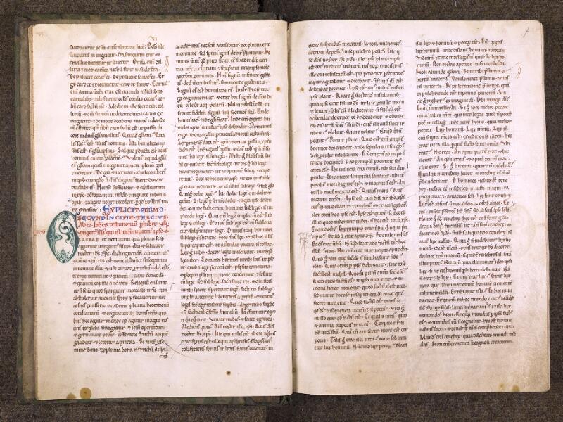 CHANTILLY, Bibliothèque du château, 0121 (0607), f. 006v - 007