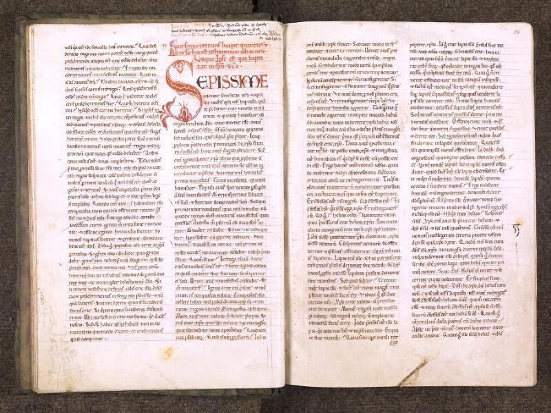 CHANTILLY, Bibliothèque du château, 0121 (0607), f. 009v - 010