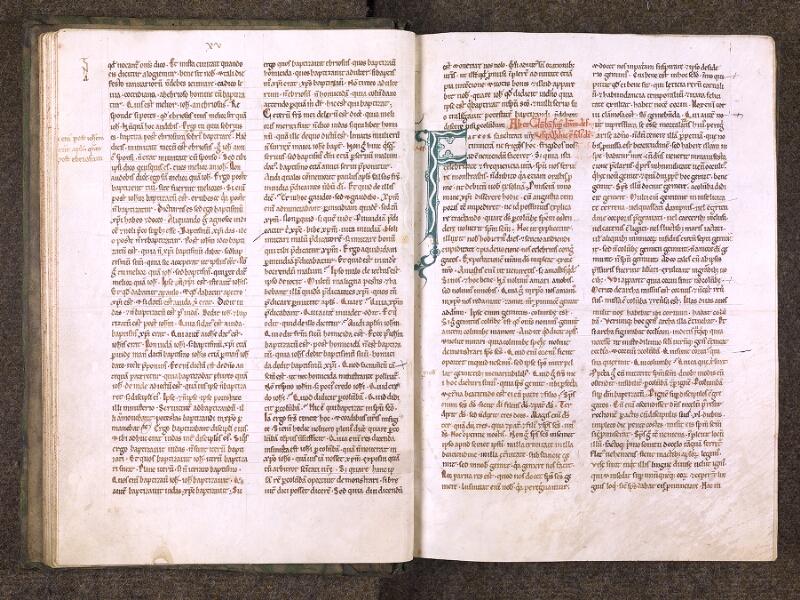 CHANTILLY, Bibliothèque du château, 0121 (0607), f. 015v - 016