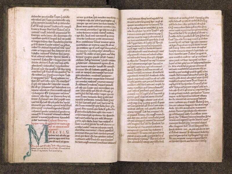 CHANTILLY, Bibliothèque du château, 0121 (0607), f. 024v - 025