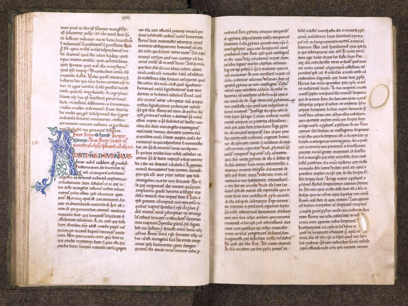 CHANTILLY, Bibliothèque du château, 0121 (0607), f. 027v - 028
