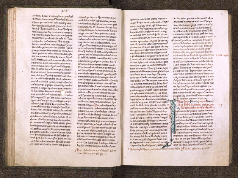 CHANTILLY, Bibliothèque du château, 0121 (0607), f. 029v - 030