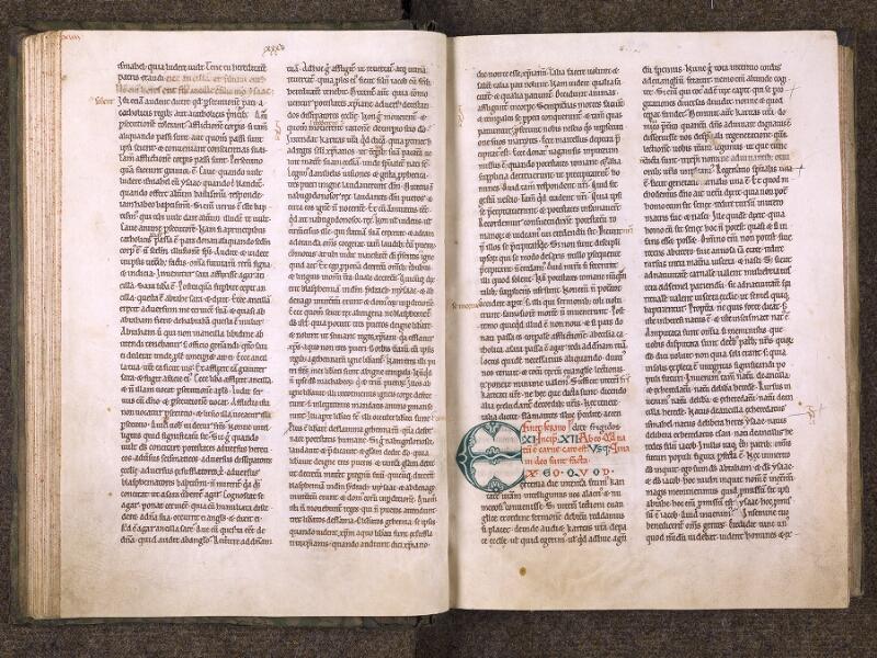 CHANTILLY, Bibliothèque du château, 0121 (0607), f. 035v - 036