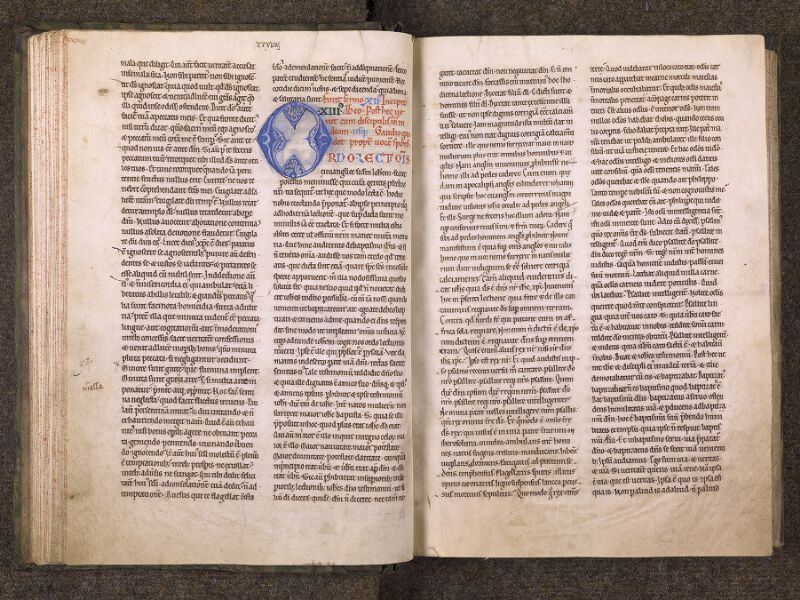 CHANTILLY, Bibliothèque du château, 0121 (0607), f. 038v - 039