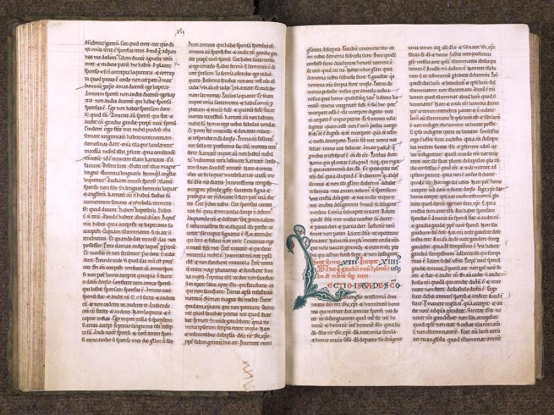 CHANTILLY, Bibliothèque du château, 0121 (0607), f. 041v - 042