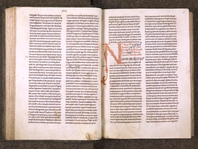 CHANTILLY, Bibliothèque du château, 0121 (0607), f. 044v - 045