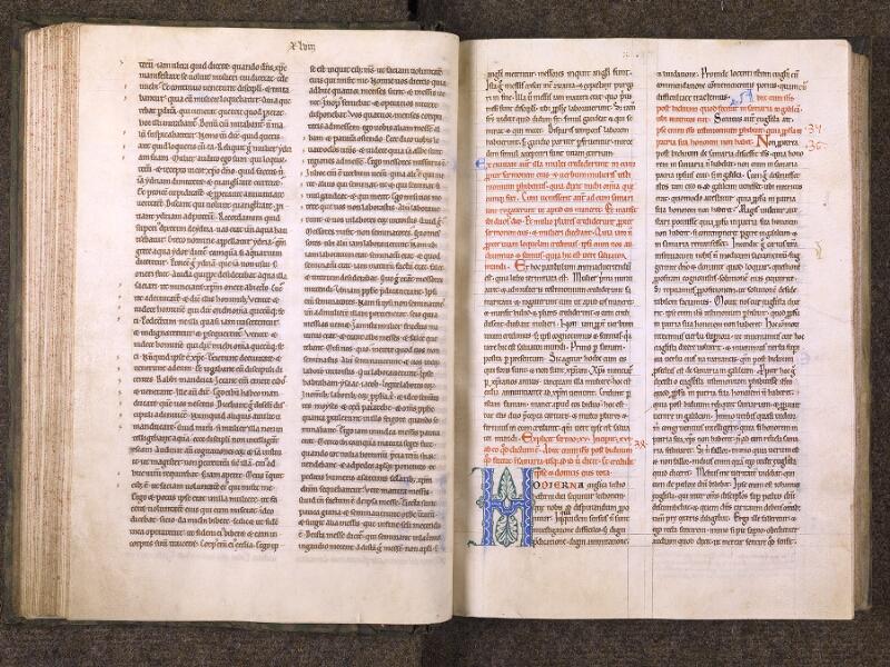 CHANTILLY, Bibliothèque du château, 0121 (0607), f. 048v - 049