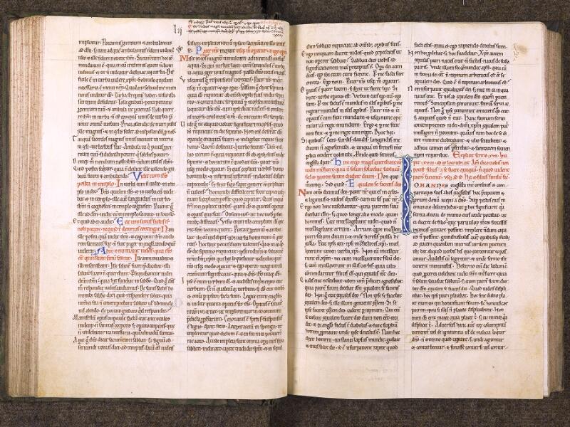 CHANTILLY, Bibliothèque du château, 0121 (0607), f. 052v - 053