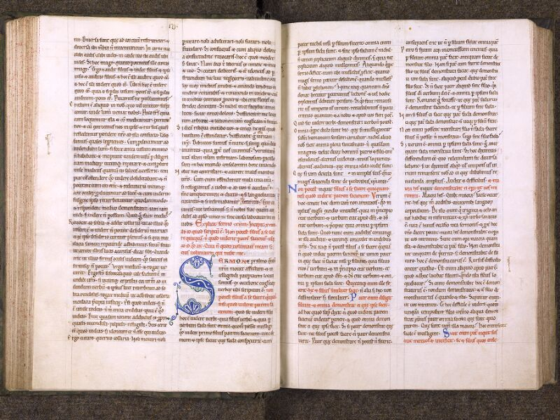CHANTILLY, Bibliothèque du château, 0121 (0607), f. 055v - 056