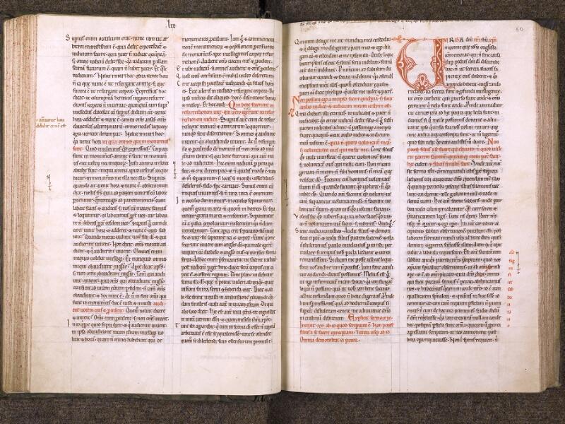 CHANTILLY, Bibliothèque du château, 0121 (0607), f. 059v - 060