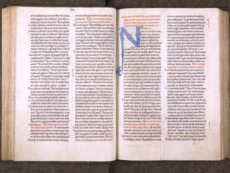 CHANTILLY, Bibliothèque du château, 0121 (0607), f. 065v - 066
