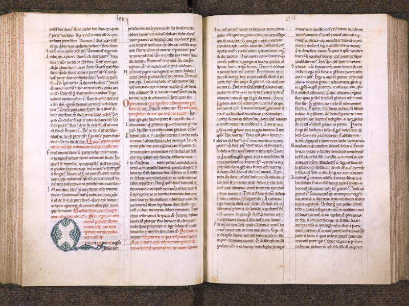 CHANTILLY, Bibliothèque du château, 0121 (0607), f. 068v - 069