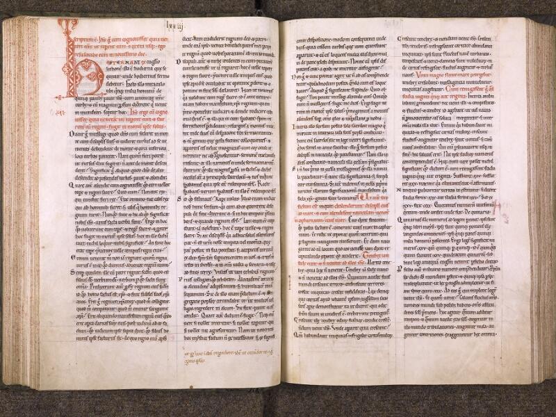 CHANTILLY, Bibliothèque du château, 0121 (0607), f. 073v - 074