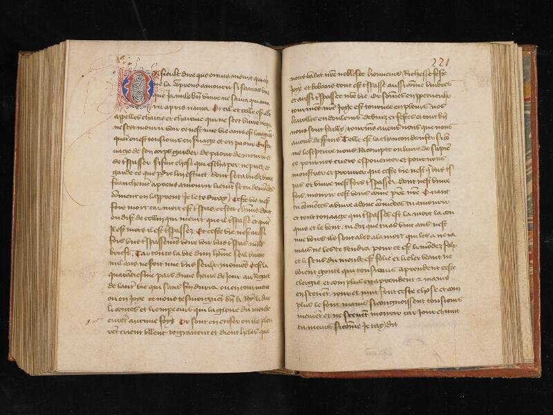 f. 220v - 221, f. 220v - 221