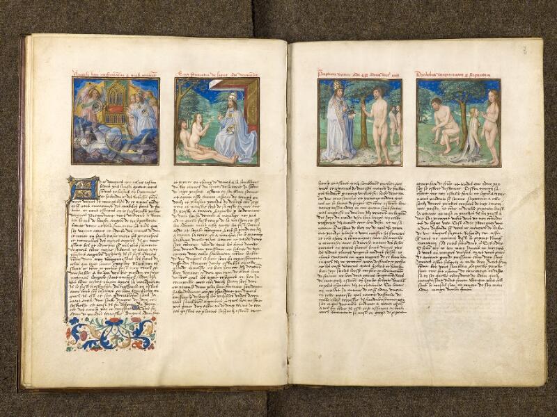 CHANTILLY, Bibliothèque du château, 0139 (1363), f. 002v - 003