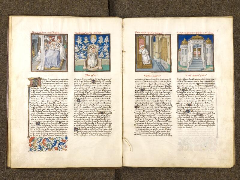 CHANTILLY, Bibliothèque du château, 0139 (1363), f. 005v - 006