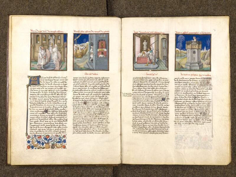 CHANTILLY, Bibliothèque du château, 0139 (1363), f. 006v - 007