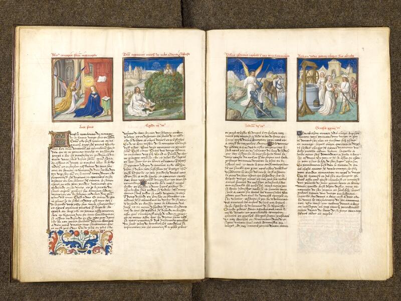 CHANTILLY, Bibliothèque du château, 0139 (1363), f. 008v - 009