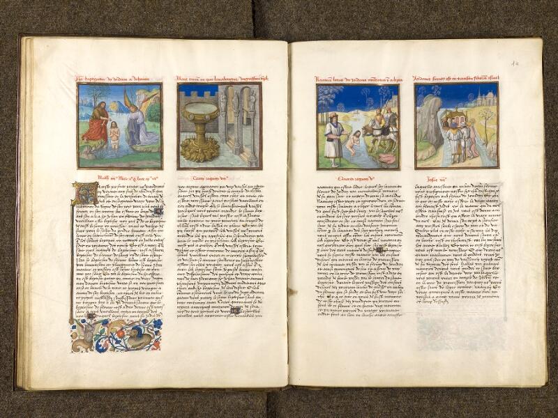 CHANTILLY, Bibliothèque du château, 0139 (1363), f. 013v - 014