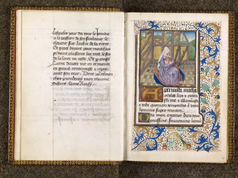 CHANTILLY, Bibliothèque du château, 0151 (1477), f. 003v - 004