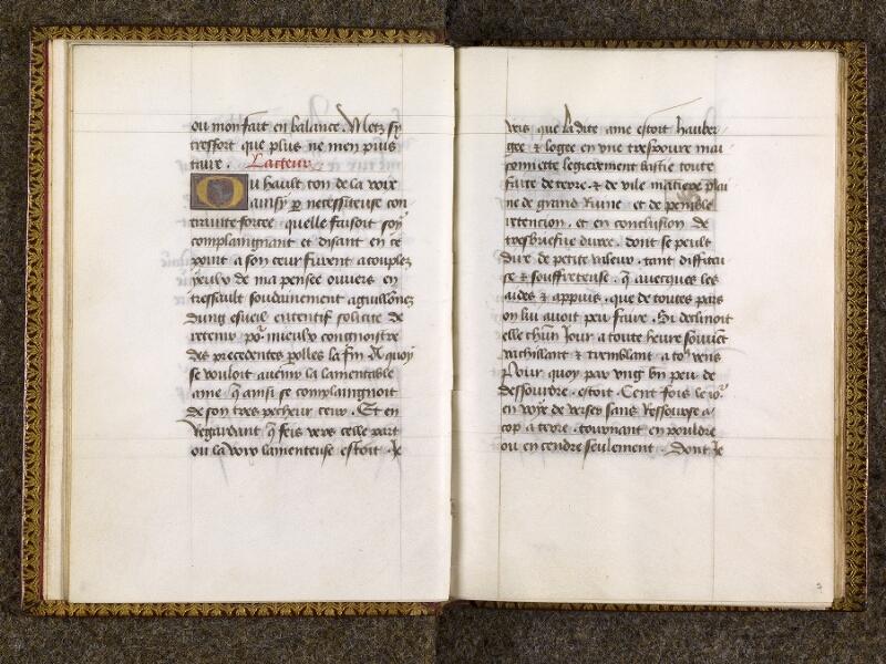 CHANTILLY, Bibliothèque du château, 0151 (1477), f. 006v - 007