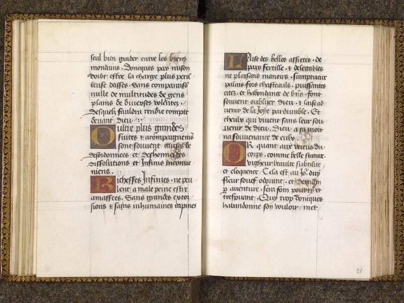 CHANTILLY, Bibliothèque du château, 0151 (1477), f. 027v - 028